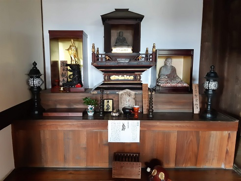 関善光寺の元三大師