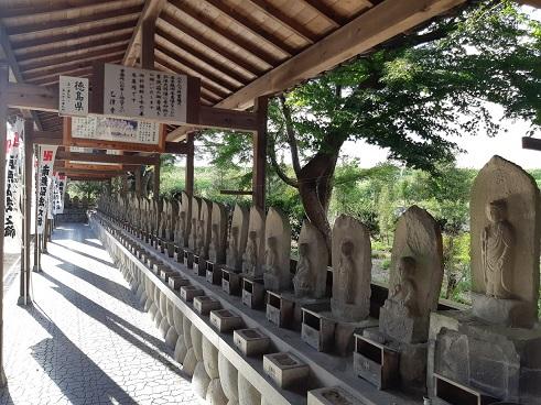 鏡島弘法の四国八十八ヶ所霊場