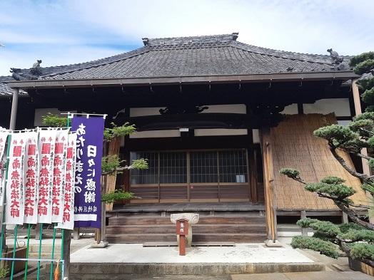 大喜寺の本堂