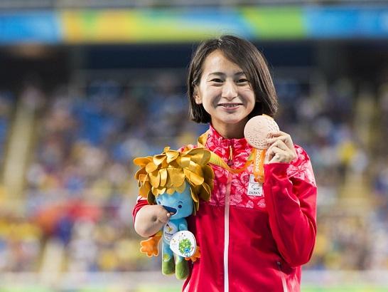 重本沙絵リオ銅メダル